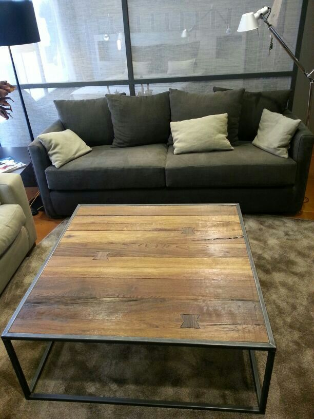 mesa de parquet parkhouse