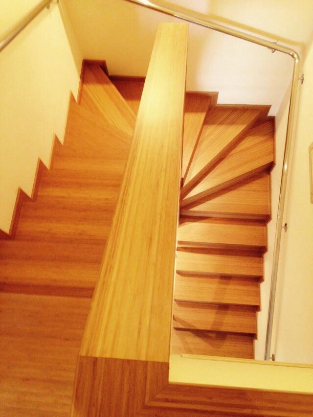 escalera en bamboo (2)