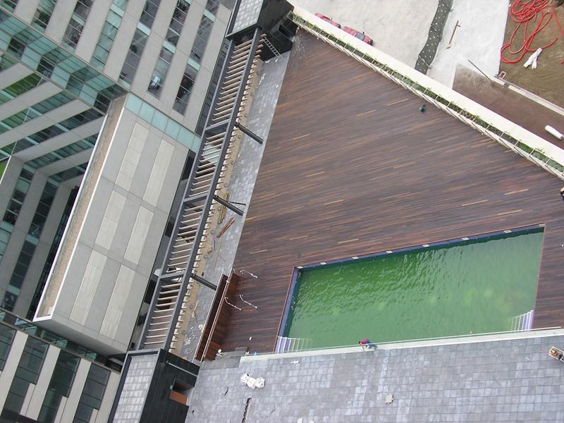 piscina terraza hilton diagonal mar (16)
