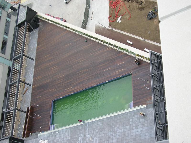piscina terraza hilton diagonal mar (17)