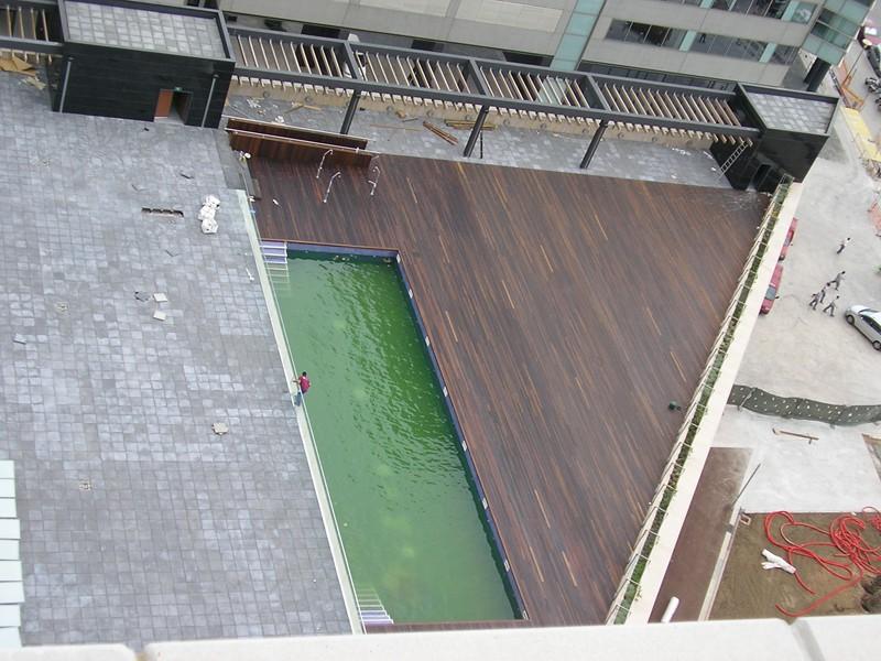 piscina terraza hilton diagonal mar (18)