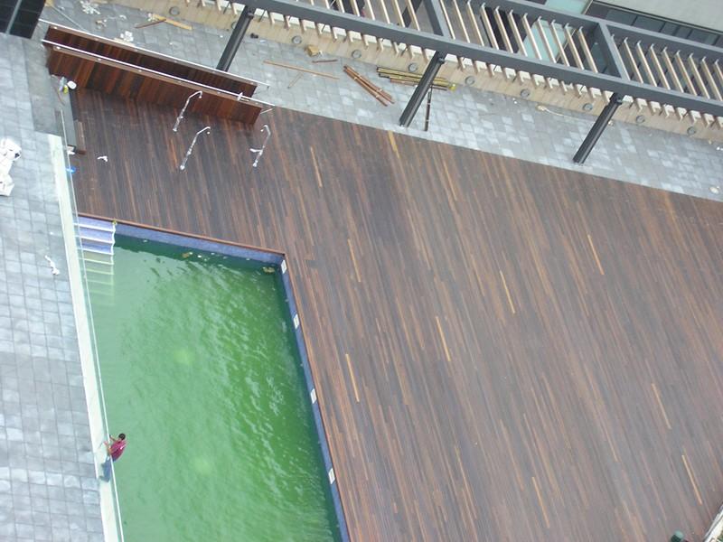 piscina terraza hilton diagonal mar (19)