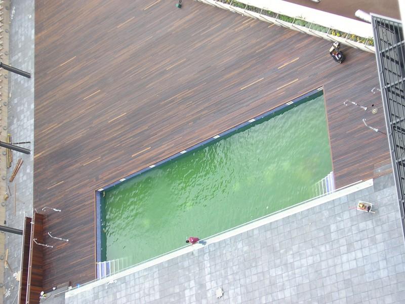 piscina terraza hilton diagonal mar (20)
