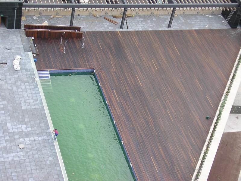 piscina terraza hilton diagonal mar (21)
