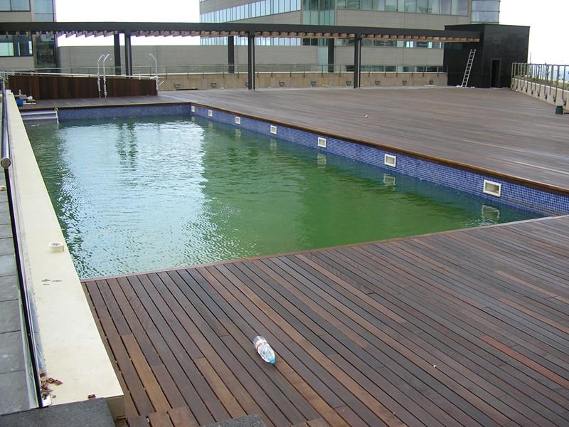 piscina terraza hilton diagonal mar (22)