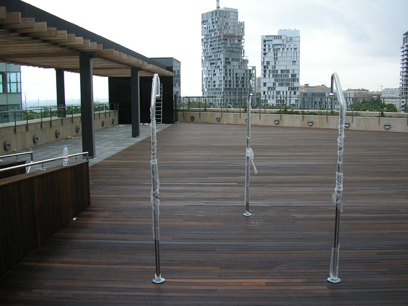 piscina terraza hilton diagonal mar (24)
