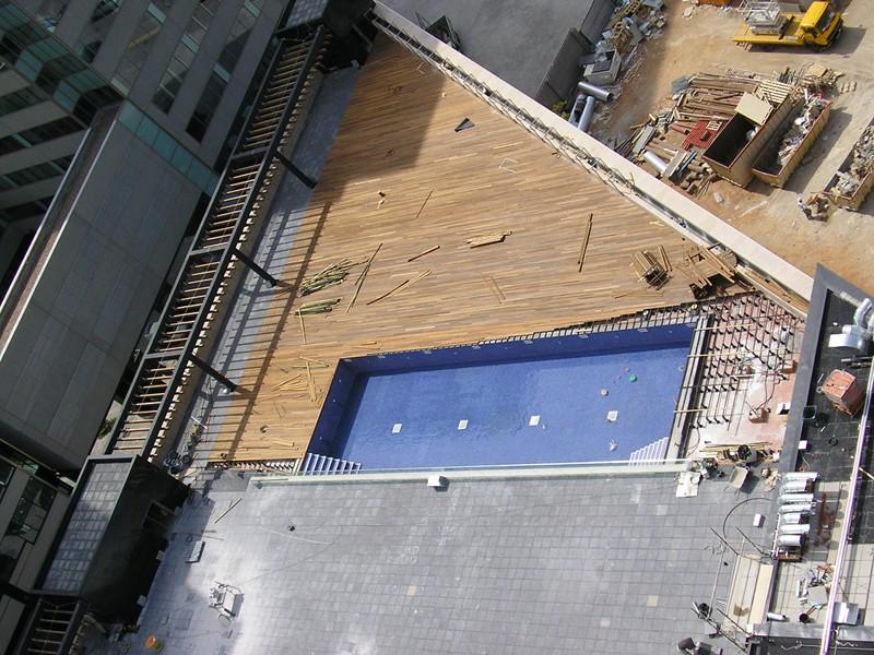 piscina terraza hilton diagonal mar (6)