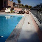 piscina en terraza