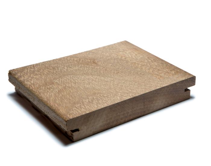 Wood Deck Iroko