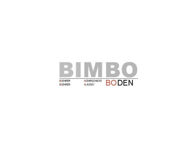 Logo BIMBO Holzwerk