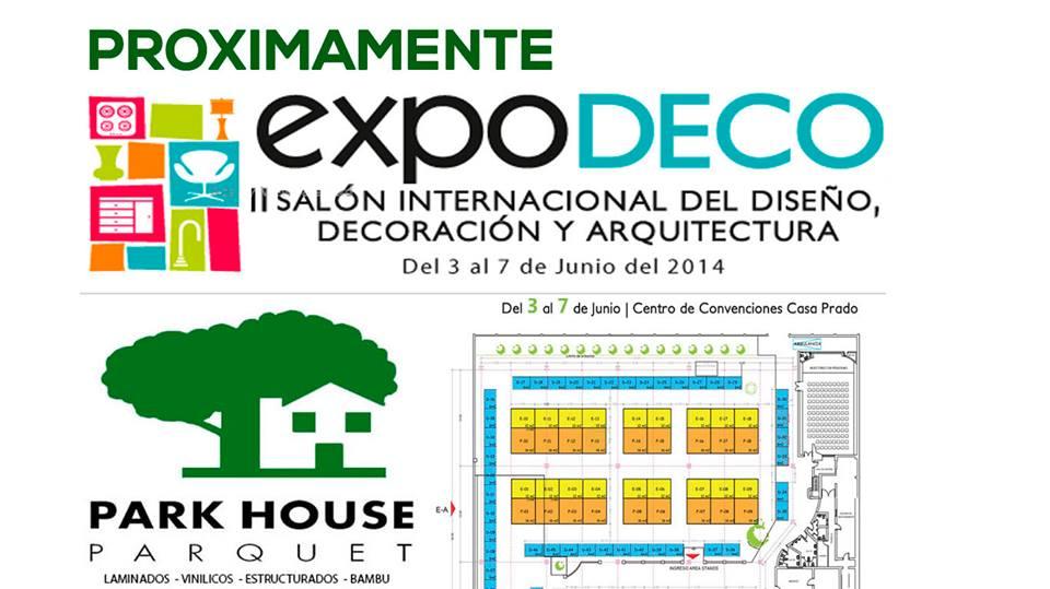 Park House Parquet en EXPODECO