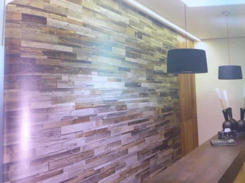 panel decorativo madera