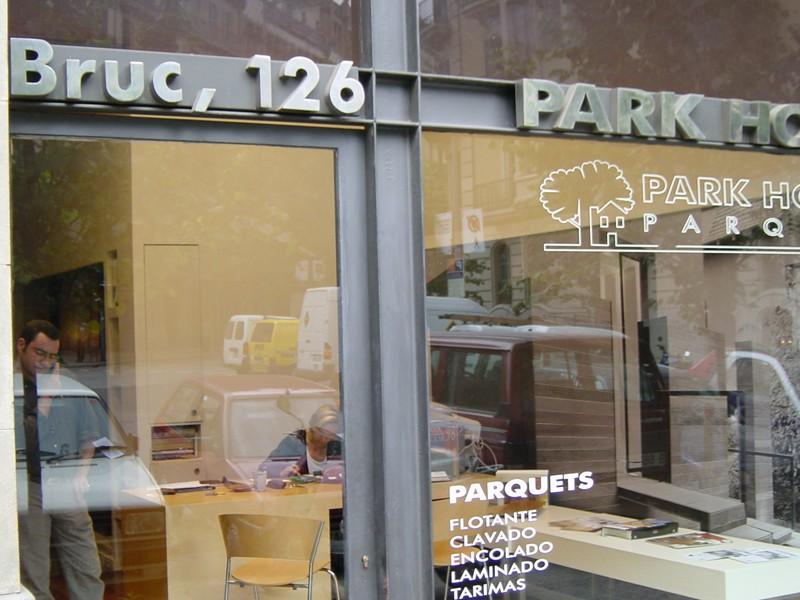 park house parquet bruc